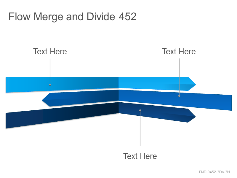 Flow Merge and Divide 452