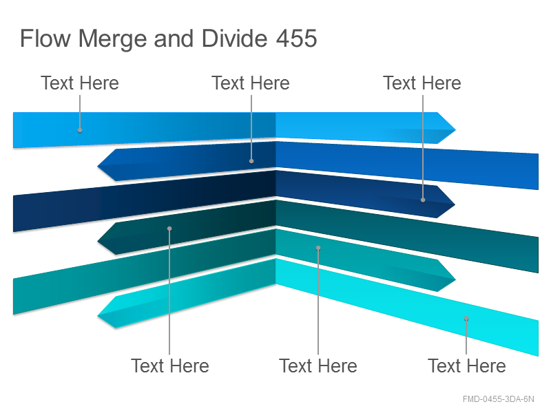 Flow Merge and Divide 455