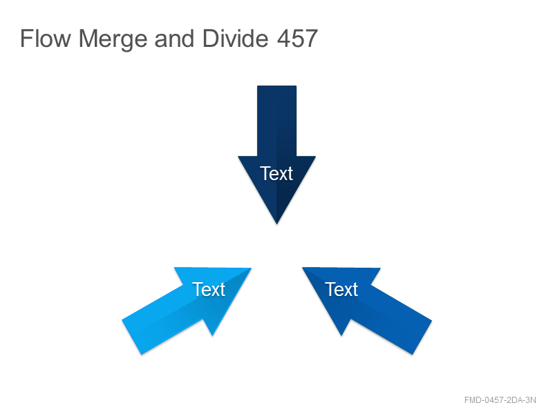 Flow Merge and Divide 457