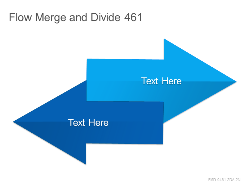 Flow Merge and Divide 461
