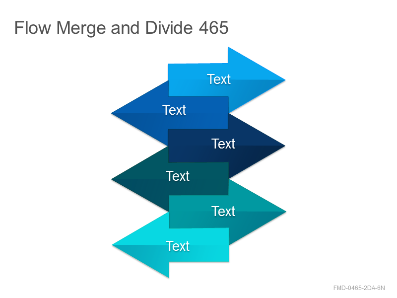 Flow Merge and Divide 465