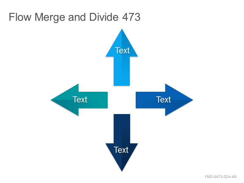 Flow Merge and Divide 473