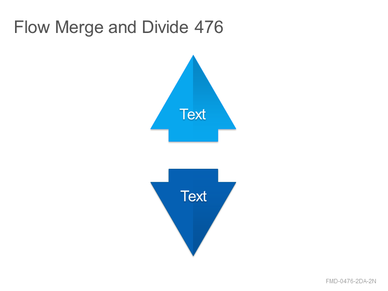 Flow Merge and Divide 476