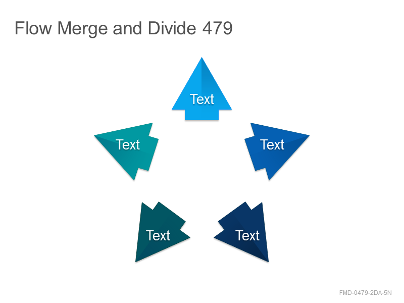 Flow Merge and Divide 479