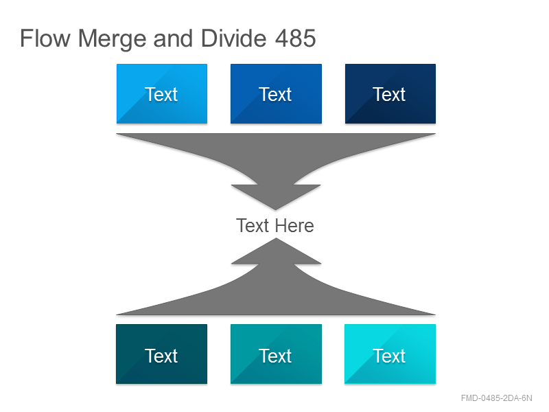 Flow Merge and Divide 485