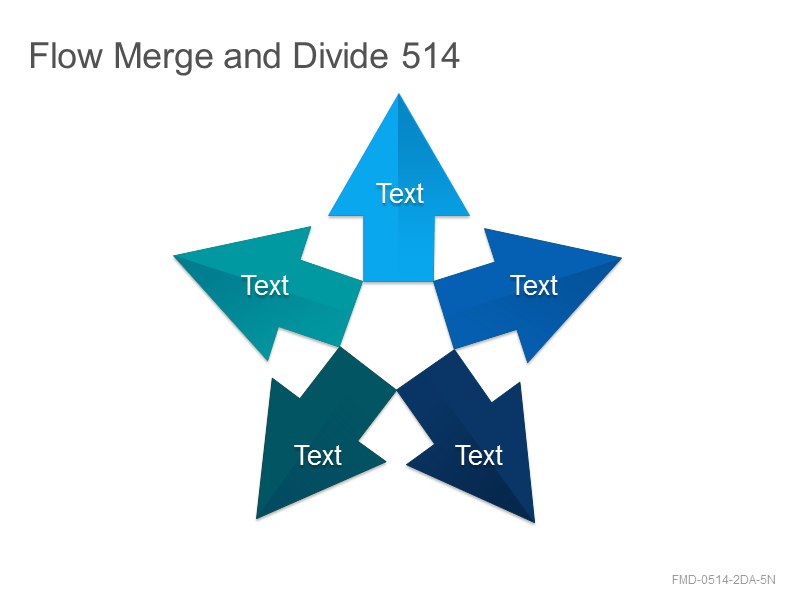 Flow Merge and Divide 514