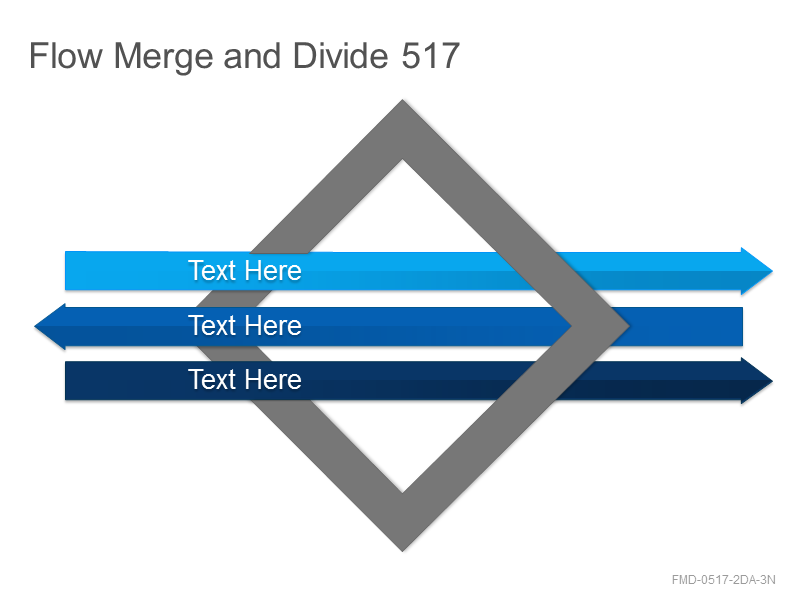 Flow Merge and Divide 517