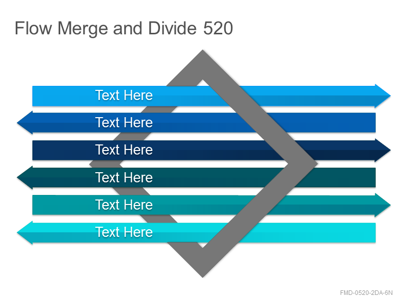 Flow Merge and Divide 520