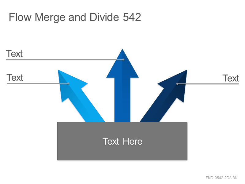Flow Merge and Divide 542