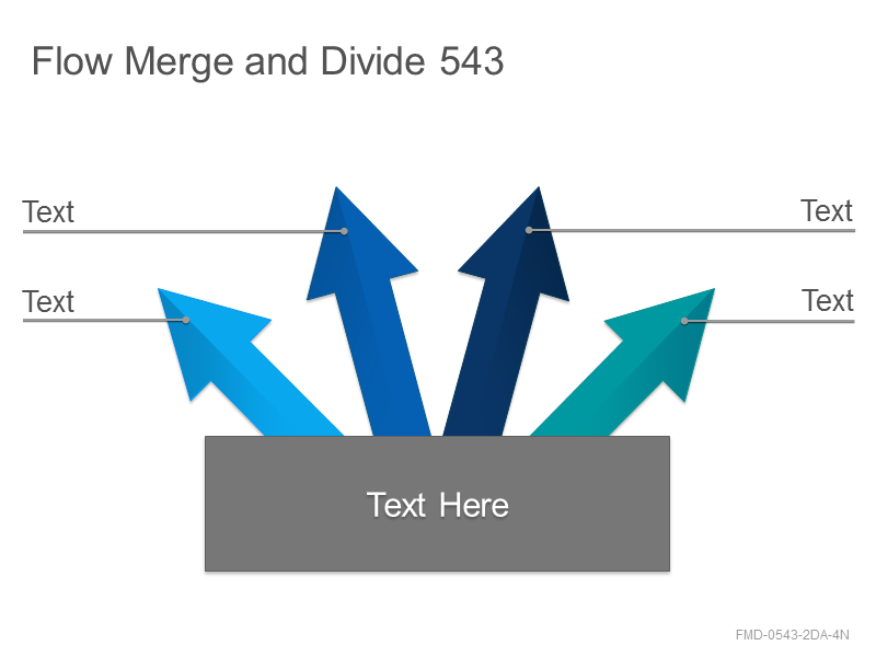 Flow Merge and Divide 543