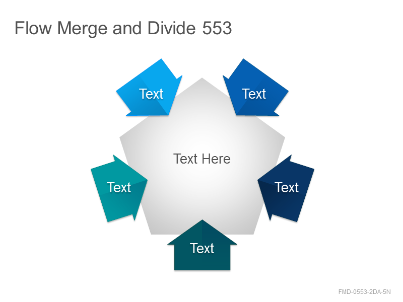 Flow Merge and Divide 553