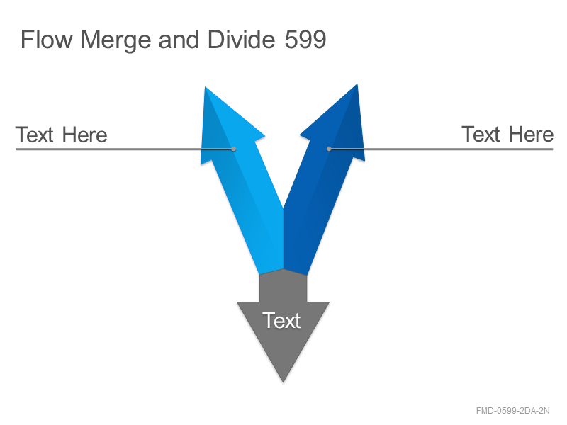 Flow Merge and Divide 599