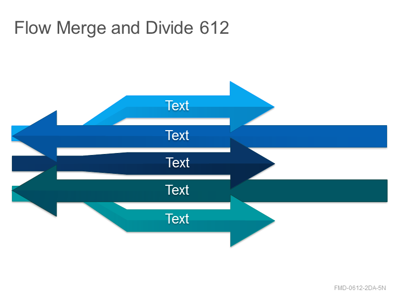 Flow Merge and Divide 612