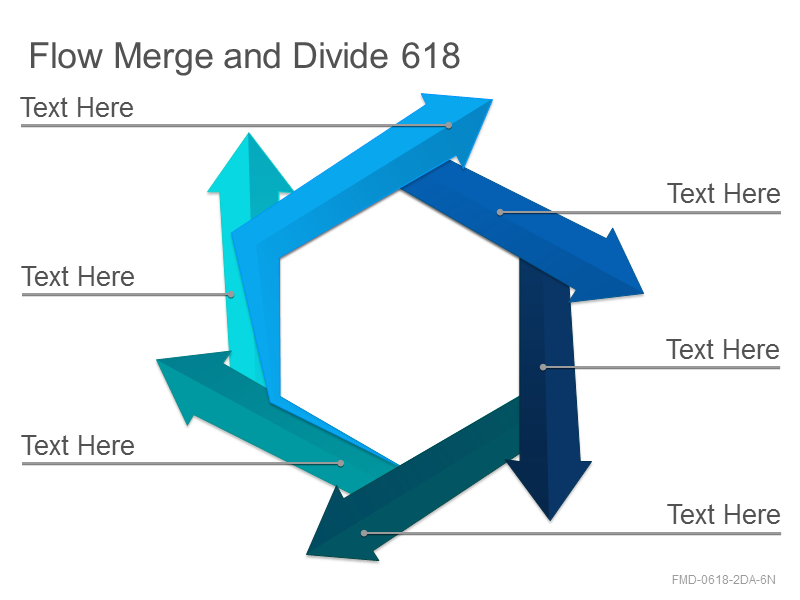 Flow Merge and Divide 618