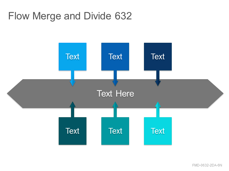 Flow Merge and Divide 632