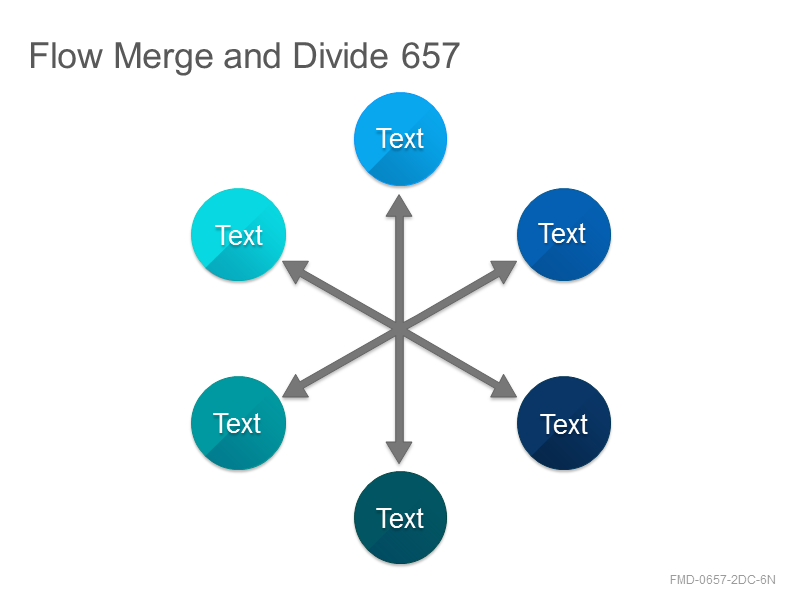 Flow Merge and Divide 657