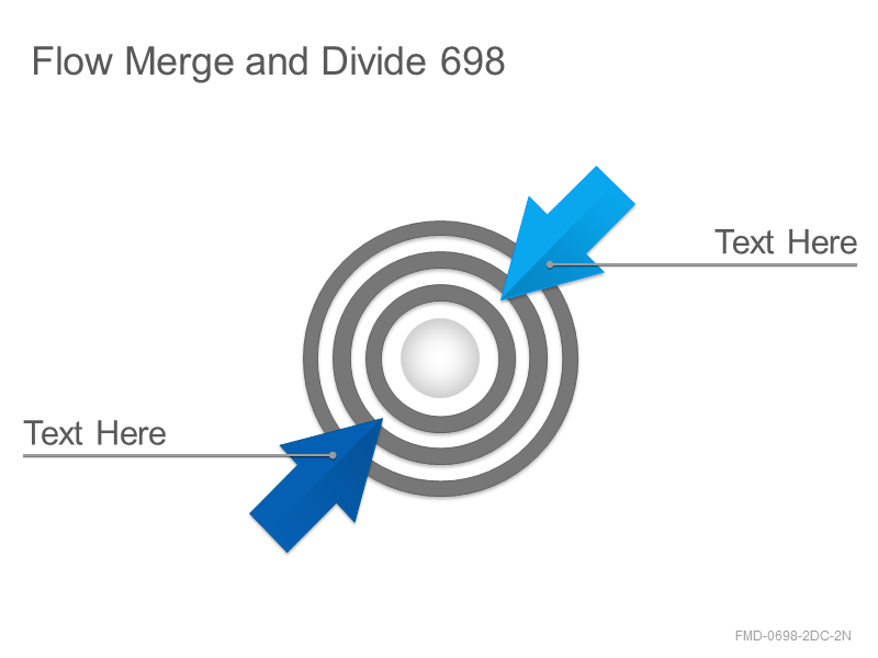 Flow Merge and Divide 698