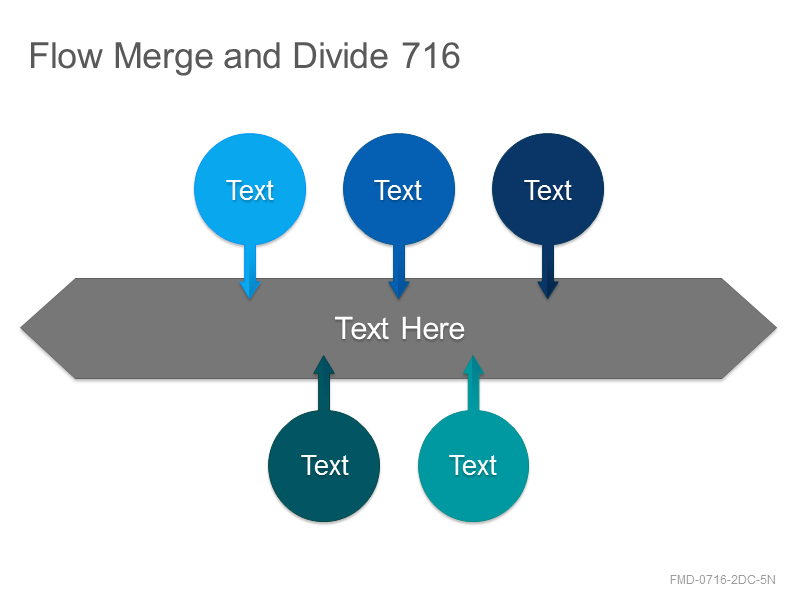 Flow Merge and Divide 716