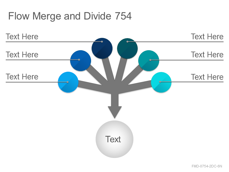 Flow Merge and Divide 754
