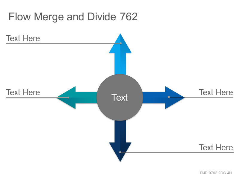 Flow Merge and Divide 762