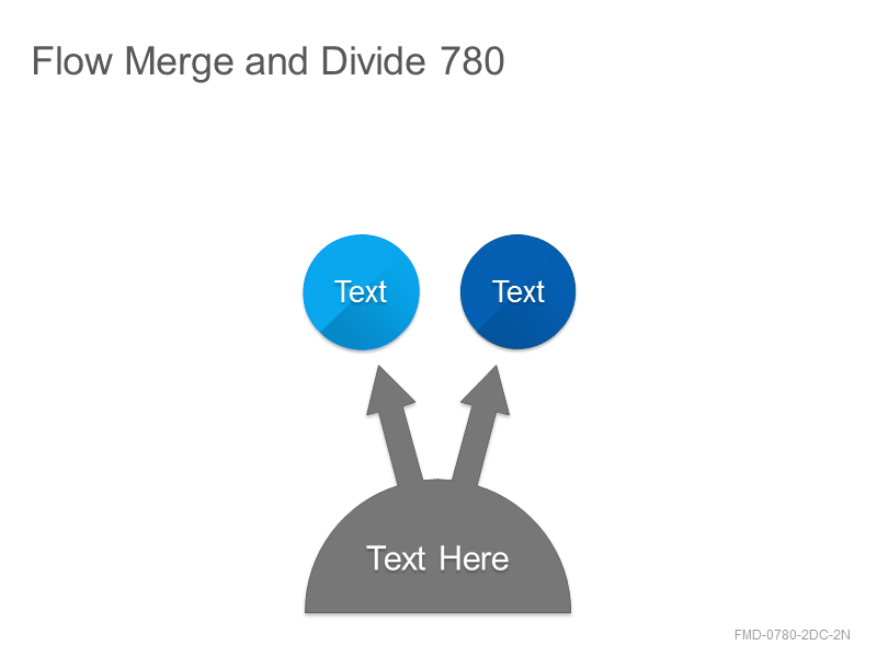 Flow Merge and Divide 780