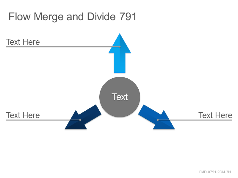 Flow Merge and Divide 791