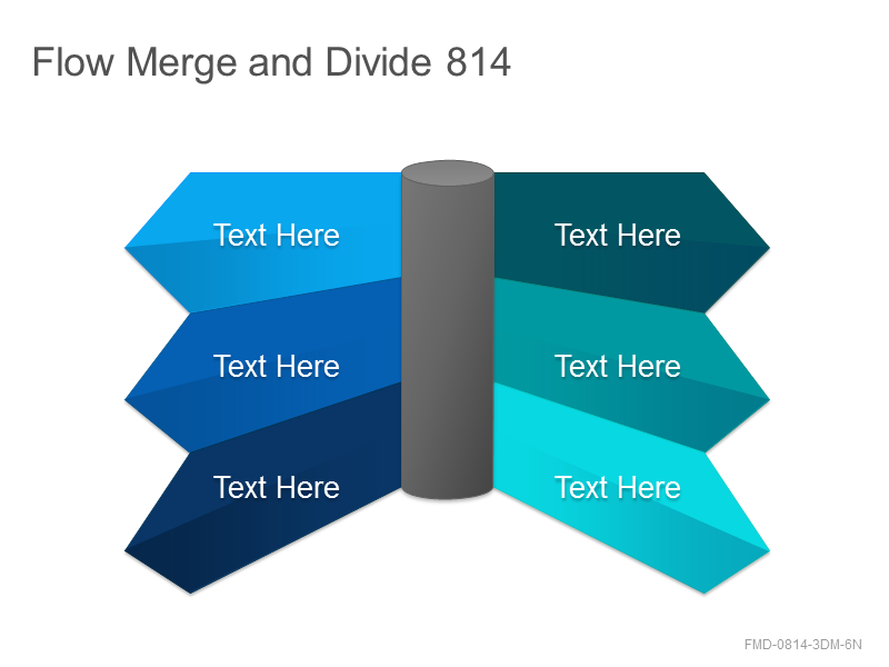 Flow Merge and Divide 814