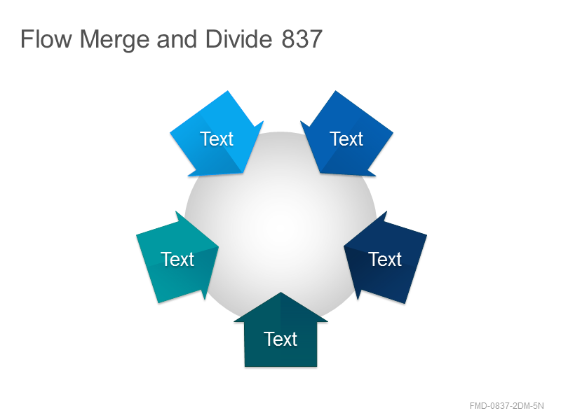 Flow Merge and Divide 837