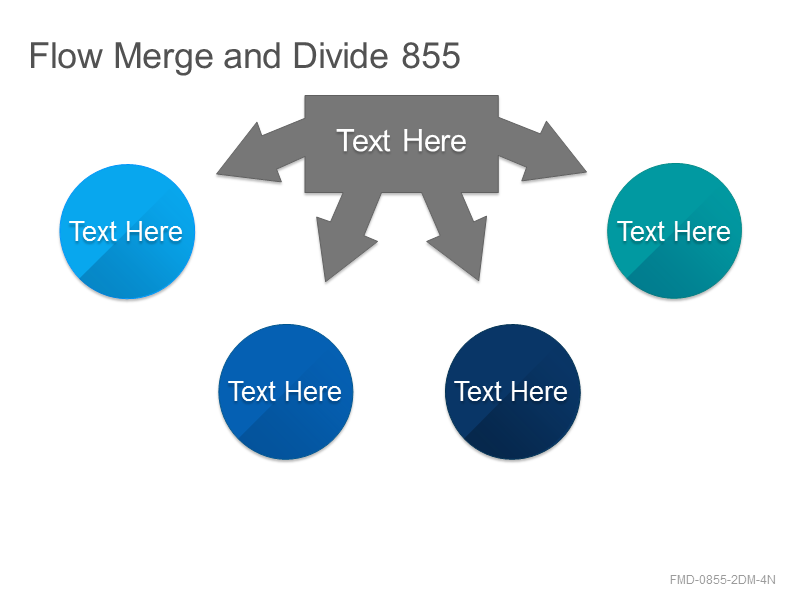 Flow Merge and Divide 855