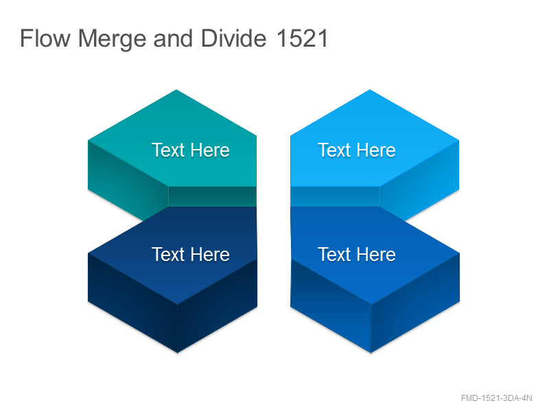 Flow Merge and Divide 1521