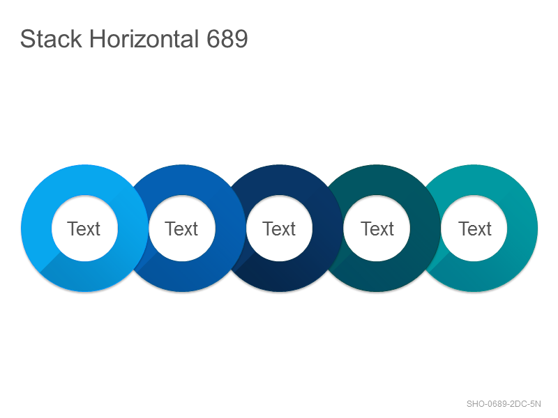 Stack Horizontal 689