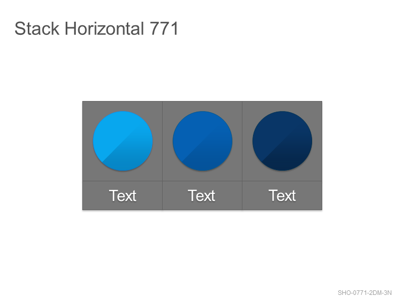 Stack Horizontal 771