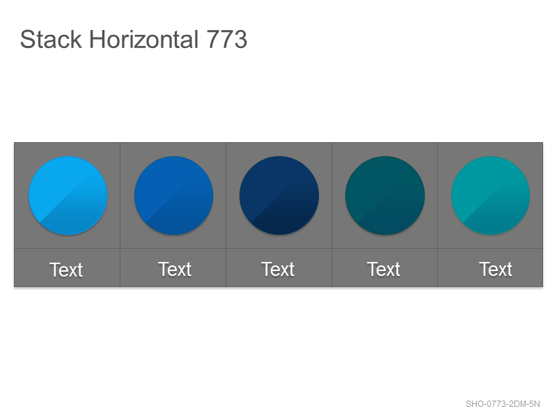 Stack Horizontal 773