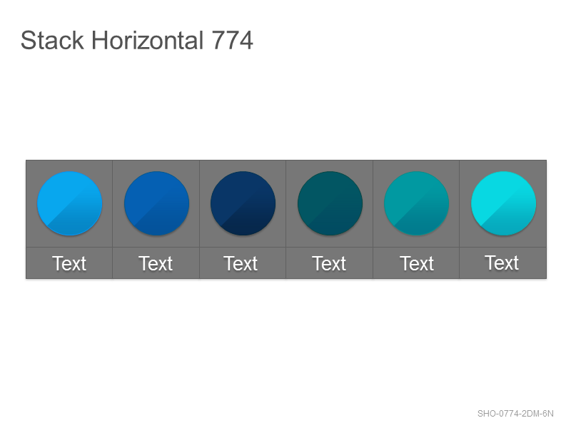 Stack Horizontal 774