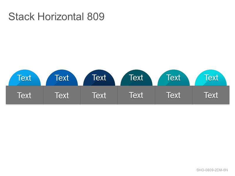 Stack Horizontal 809