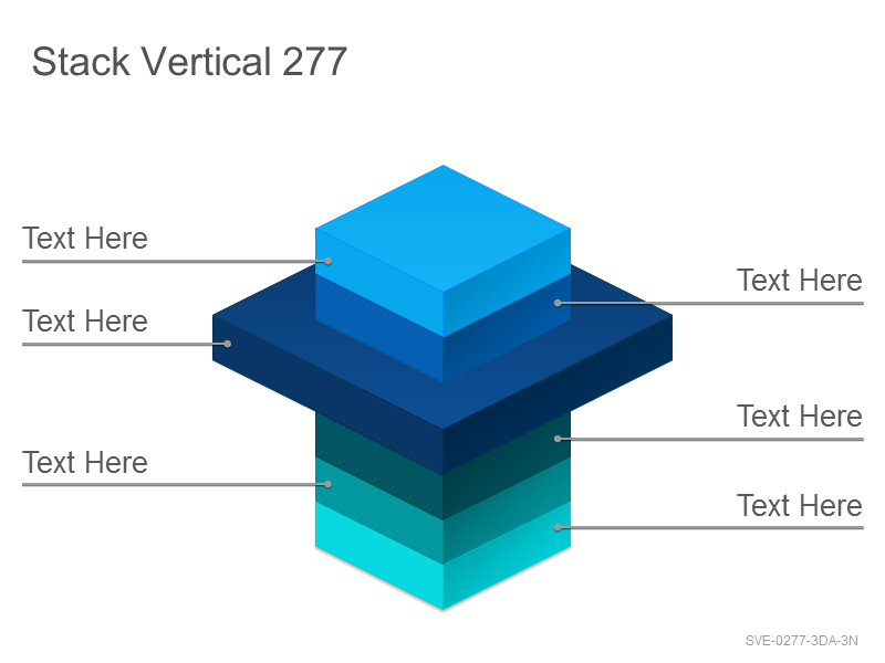 Stack Vertical 277