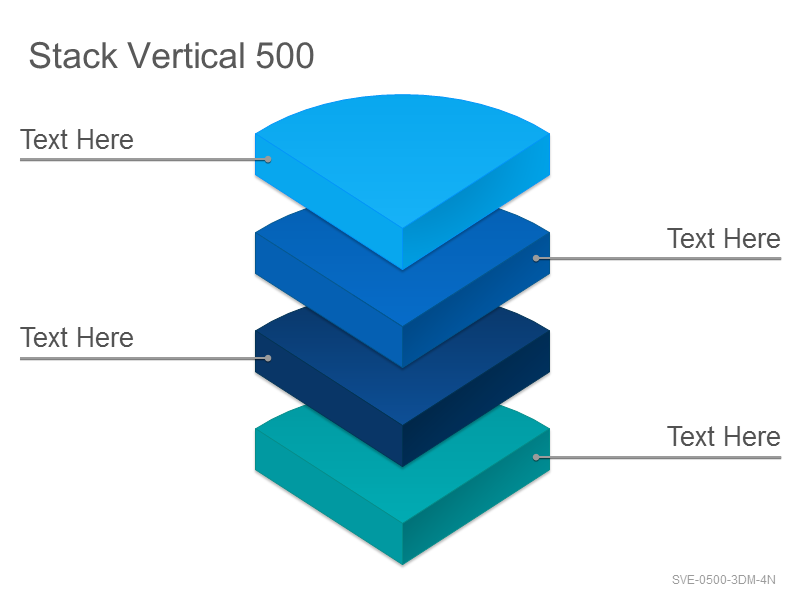 Stack Vertical 500