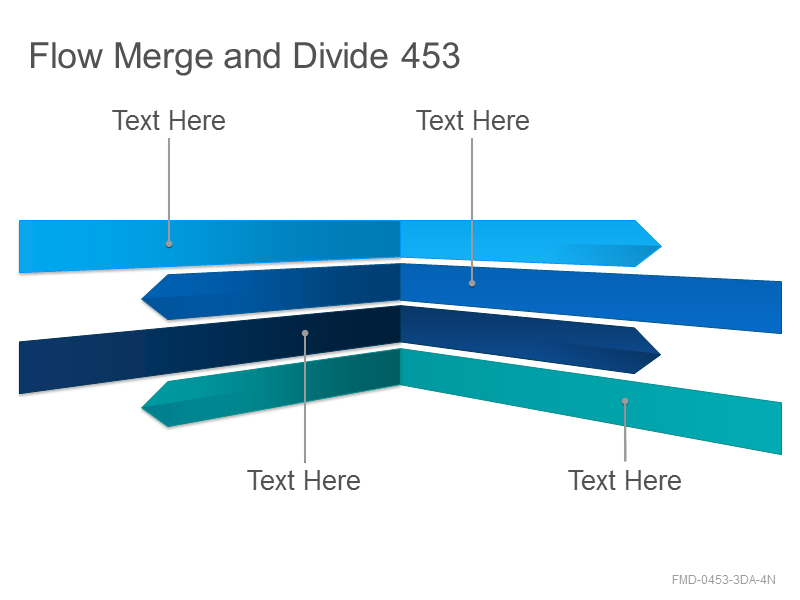 Flow Merge and Divide 453