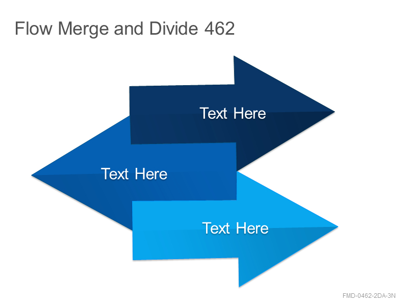 Flow Merge and Divide 462