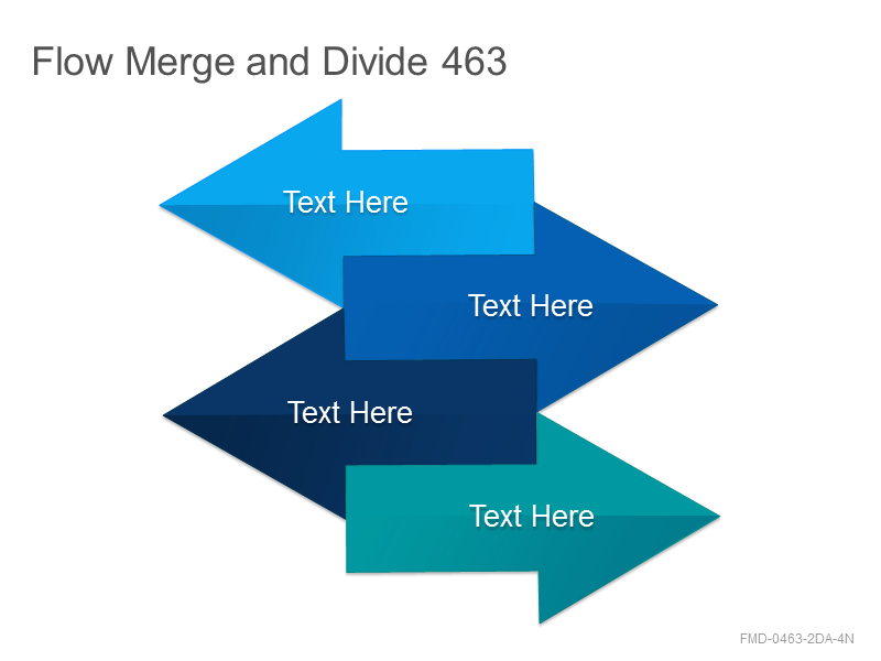 Flow Merge and Divide 463
