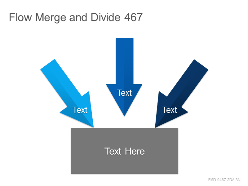 Flow Merge and Divide 467