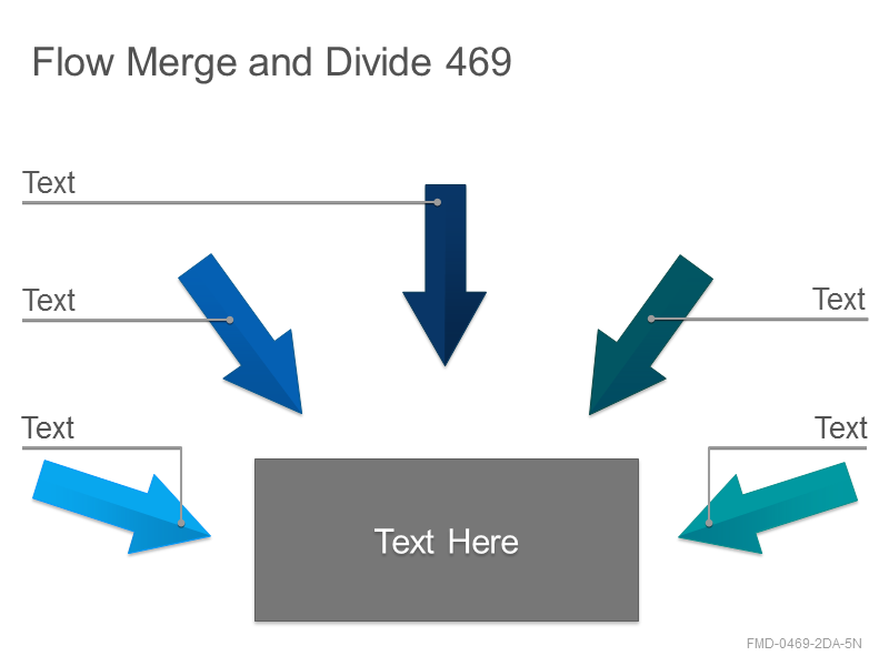 Flow Merge and Divide 469