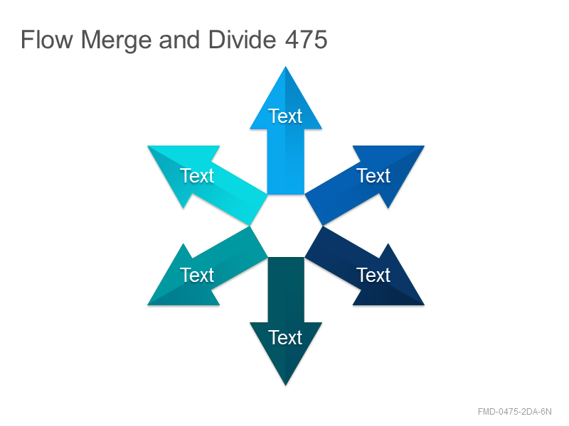 Flow Merge and Divide 475
