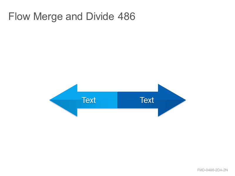 Flow Merge and Divide 486