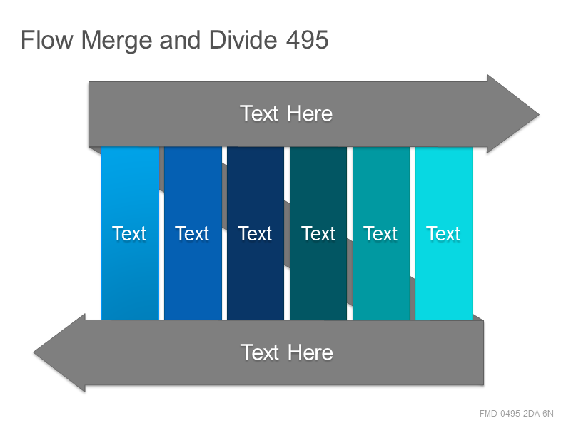 Flow Merge and Divide 495
