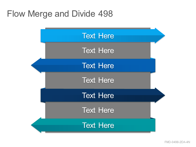 Flow Merge and Divide 498