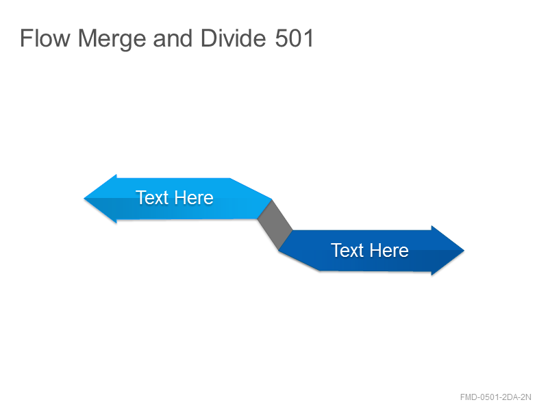 Flow Merge and Divide 501