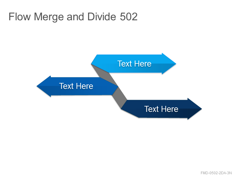 Flow Merge and Divide 502