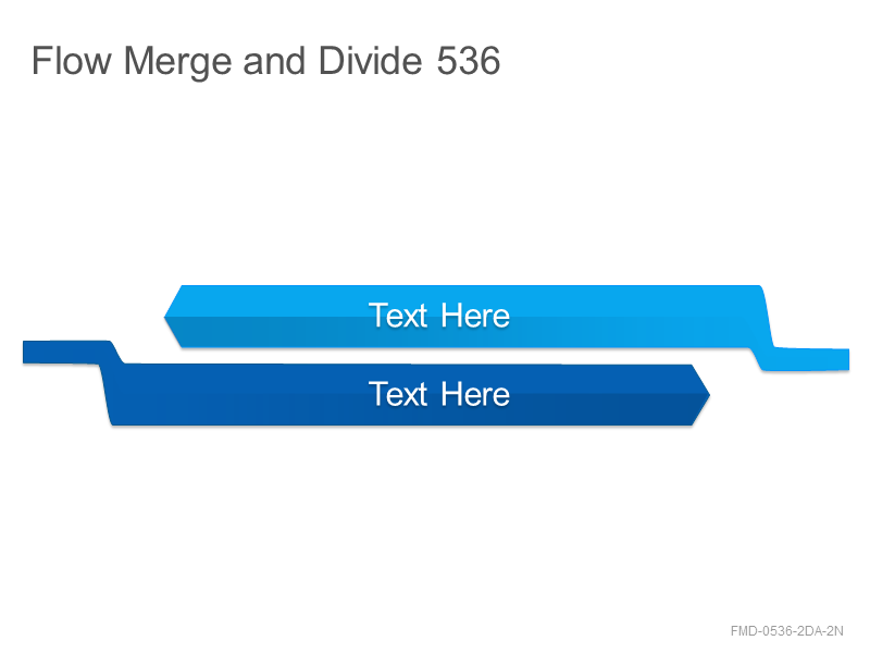 Flow Merge and Divide 536