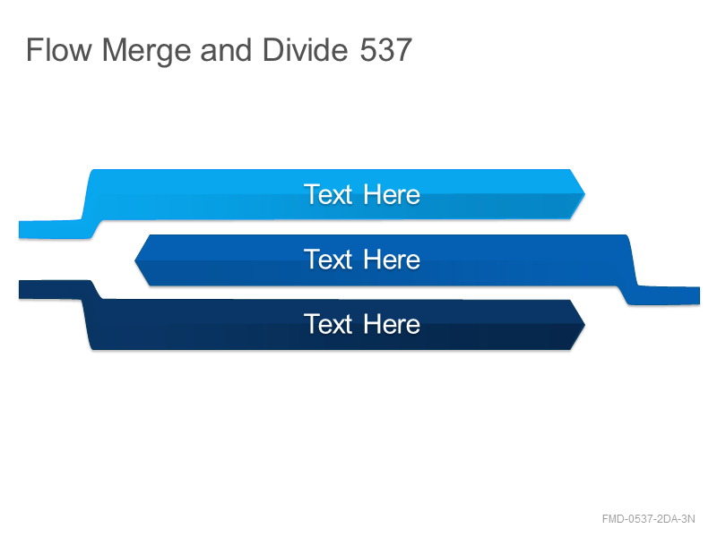 Flow Merge and Divide 537